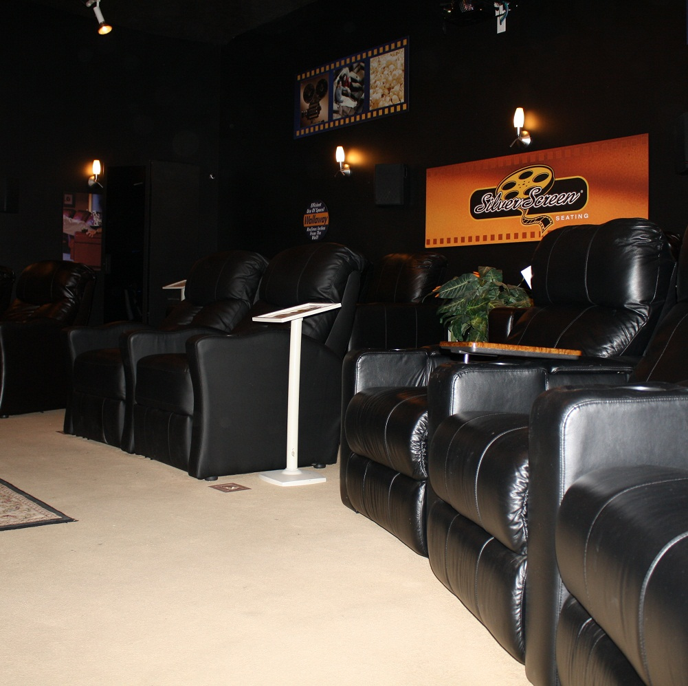 Family Leisure Home Theater Seating