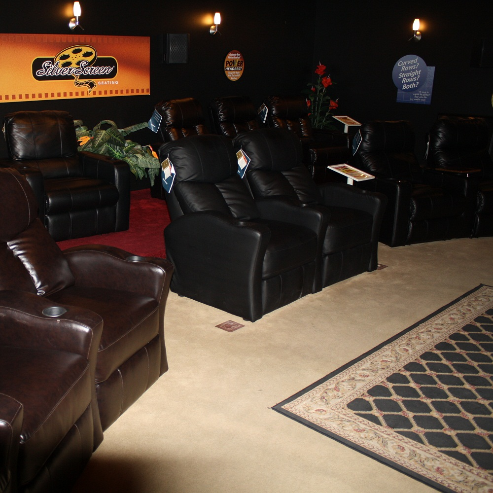 Theater Seating by Fanmily Leisure